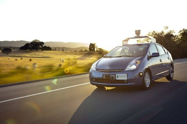 How Will Self Driving Cars Effect Auto Insurance